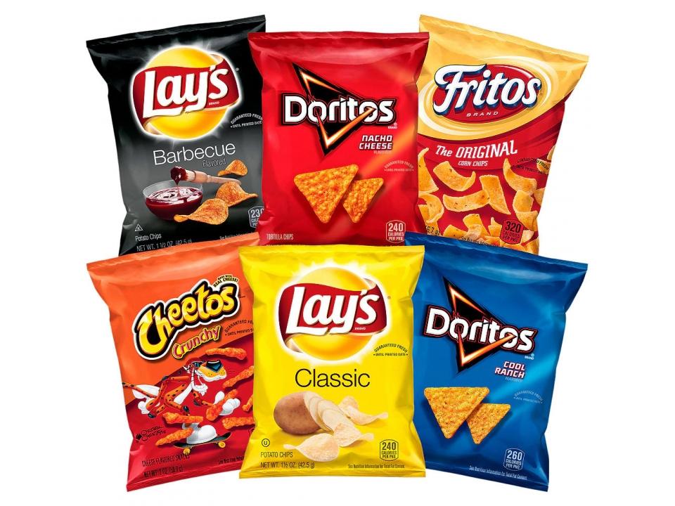 Free Doritos, Cheetos Or Lay's Chips From Frito Lay
