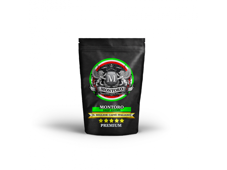 Free Bag Of Coffee From MontoroCaffe