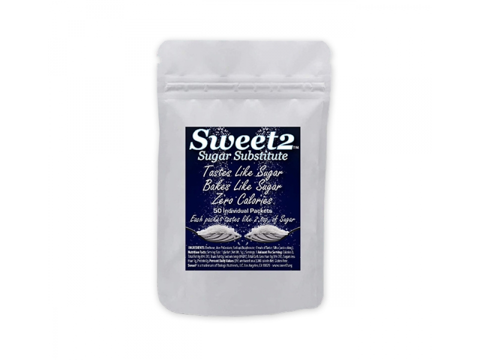 Free Sugar Substitute From Sweet2