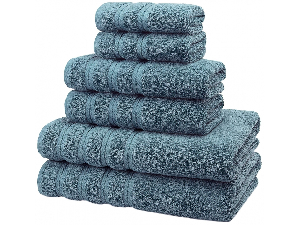 Free Luxury Cotton Towel Set By American Soft Linen!
