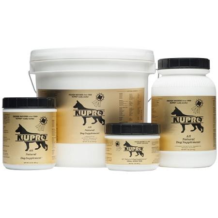 Free Nupro Natural Pet Supplements (Cat/Dog)