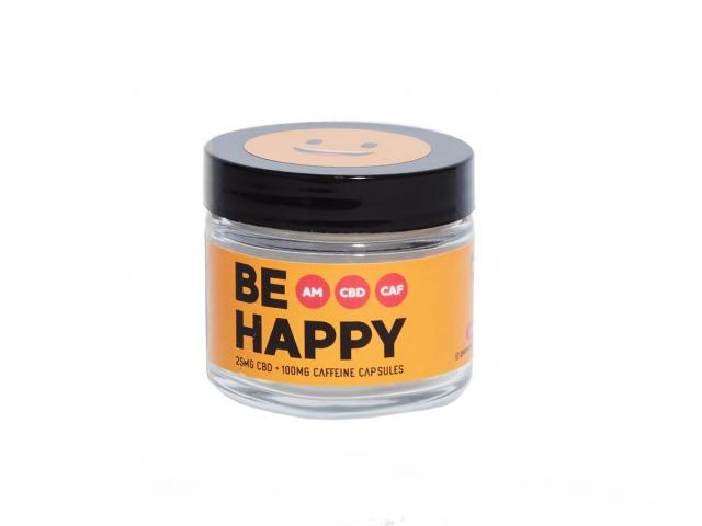 Free CBD Samples From Be Happy!