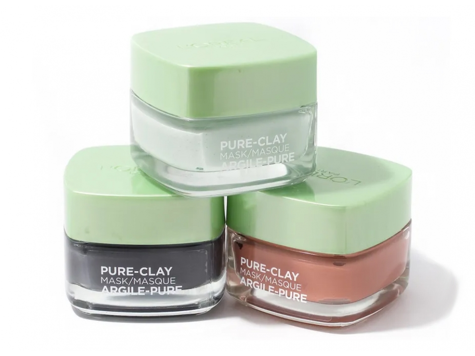 Free L'Oréal Pure Clay Mask From PinchMe