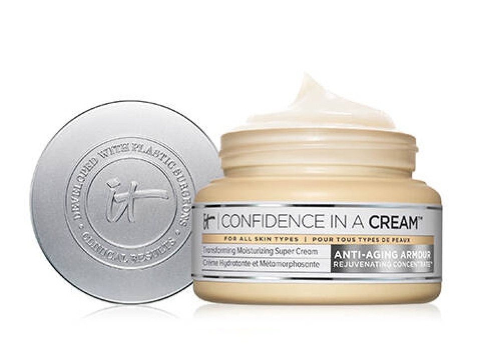 Free IT Cosmetics Confidence In A Cream Hydrating Moisturizer
