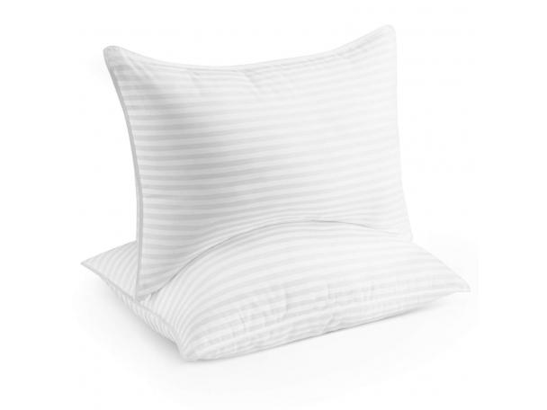 Free Beckham Hotel Collection Gel Pillow (2 Pack)!
