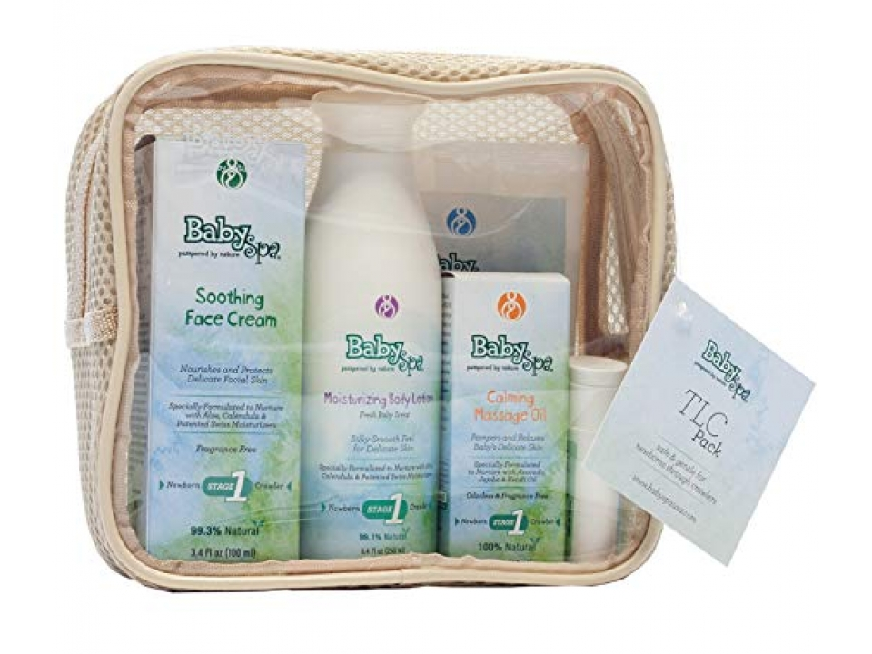 Free Skin Care Sample Pack From BabySpa