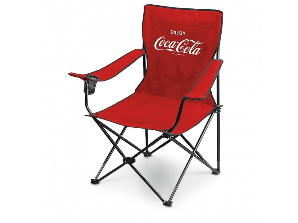Free Folding Chair From Coca Cola!