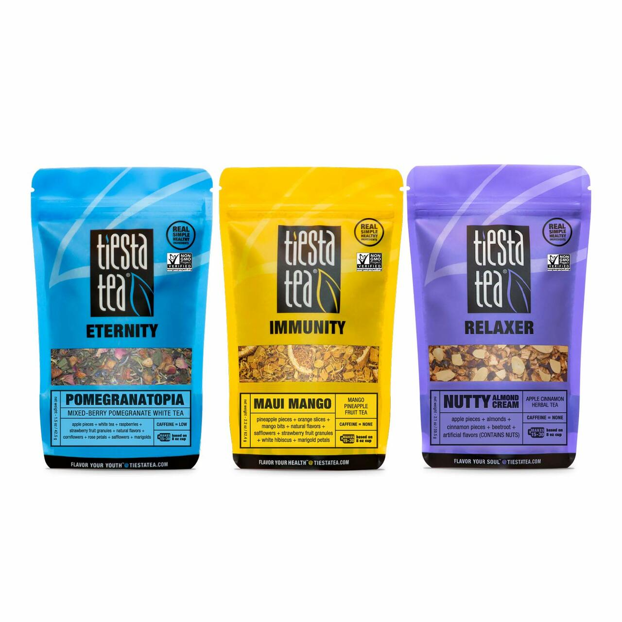 Free Tiesta Loose Leaf Tea