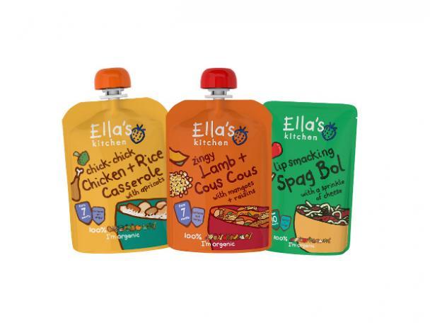 Free Starter Pack By Ella's Kitchen!