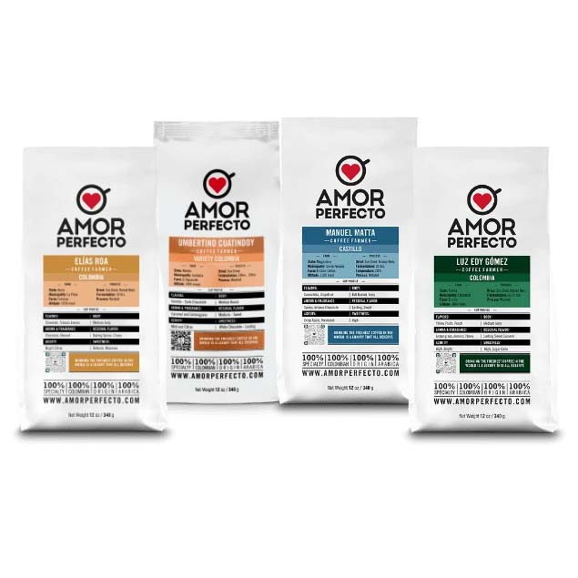 Free Amor Perfecto Coffee Sample
