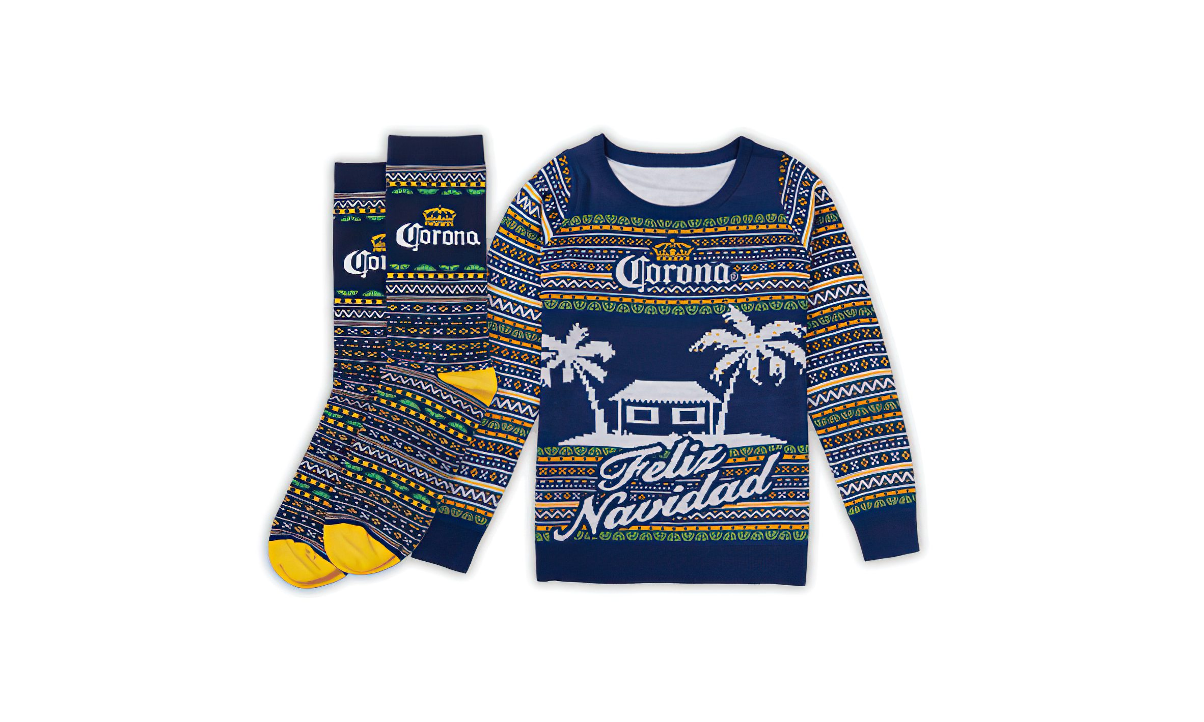 Free Ugly Sweater From Corona