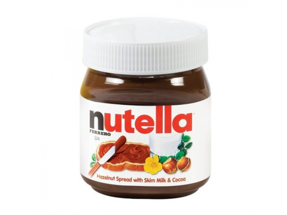 Free Nutella From Ferrero!