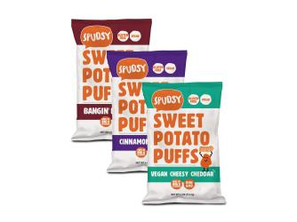 Free Spudsy Sweet Potato Puffs!