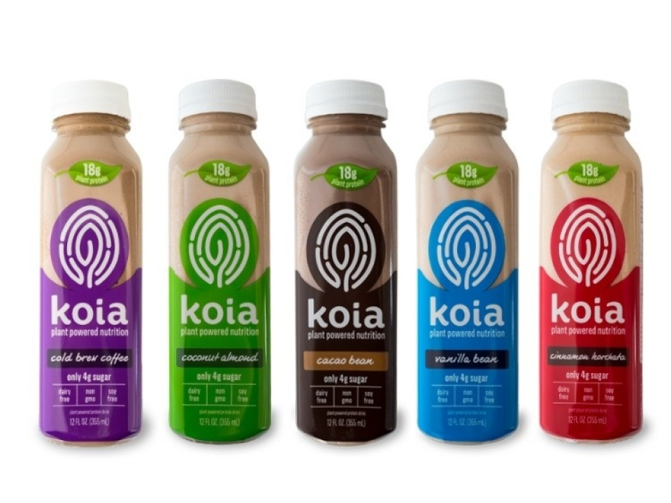 Free Koia Plant-Based Protein Drinks!