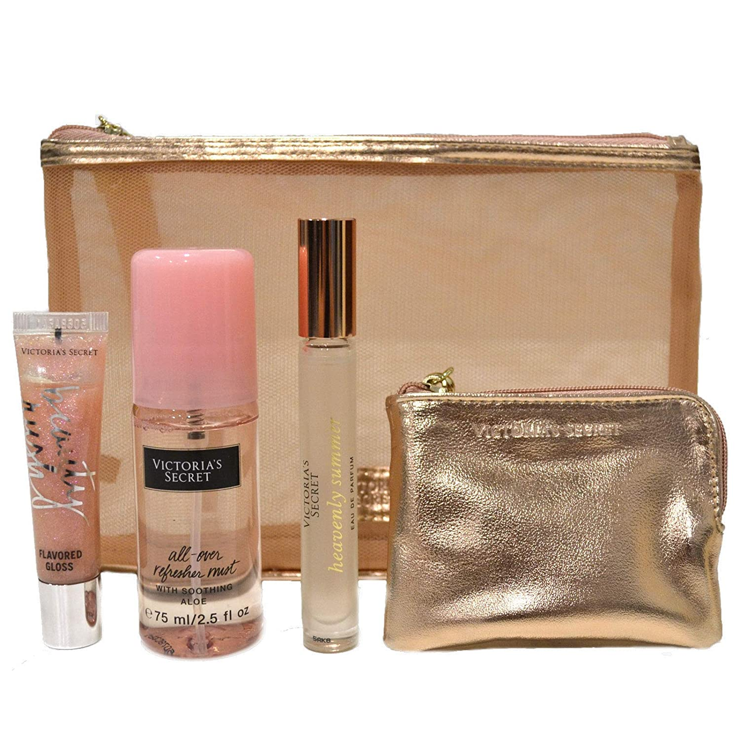 Free Heavenly Summer Gift Set By Victoria's Secret