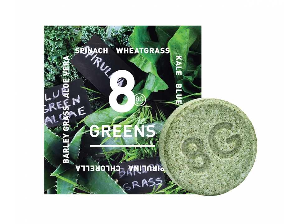 Free Effervescent Tablet By 8Greens