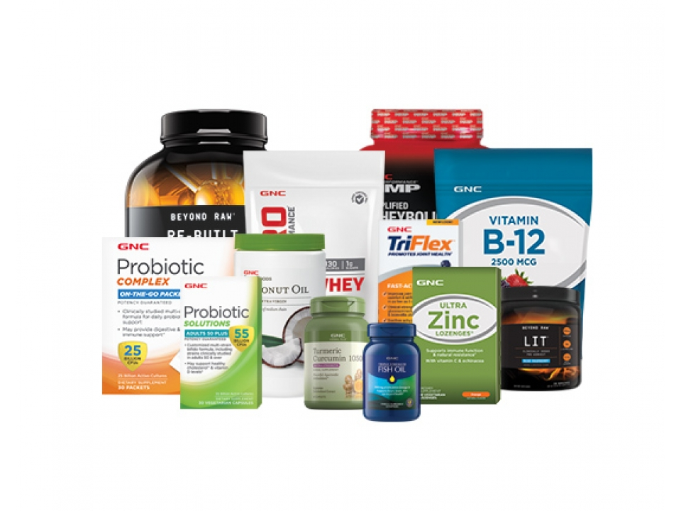 Free $5 Cash Or $15 Voucher From GNC Settlement!