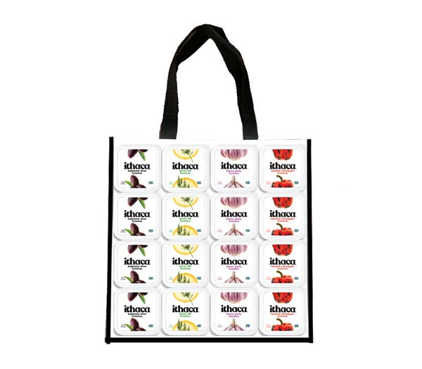 Free Ithaca Reusable Grocery Tote