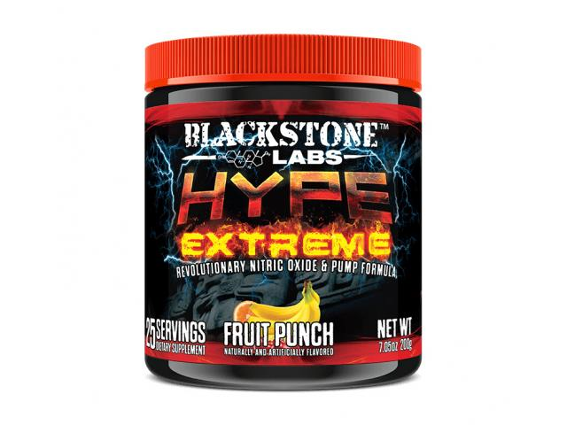 Free Pre-Workout Supplement Sample By Blackstone Labs!