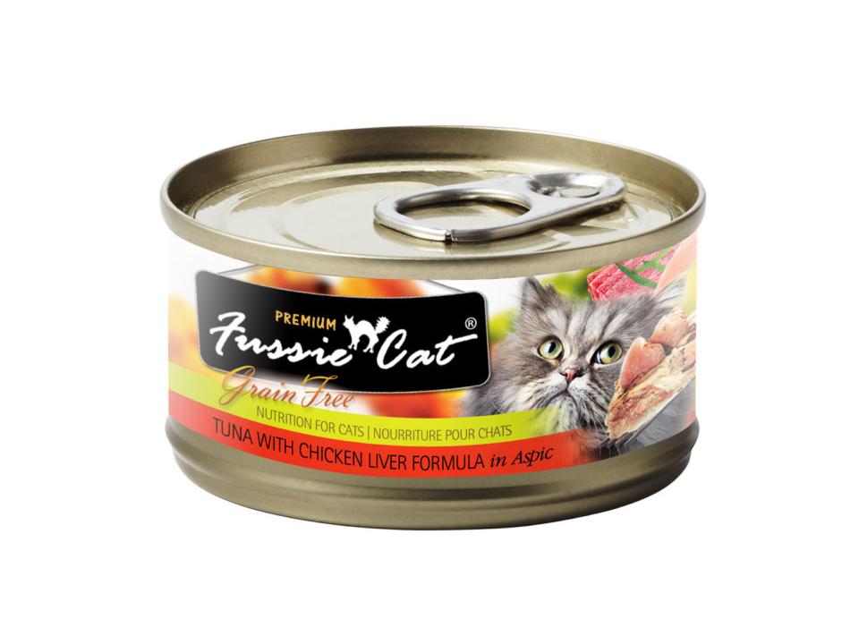 Free Fussie Cat Cat Food