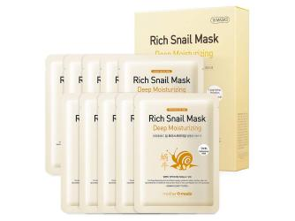 Free MOTHER MADE Deep Moisturizing Rich Snail Face Mask!