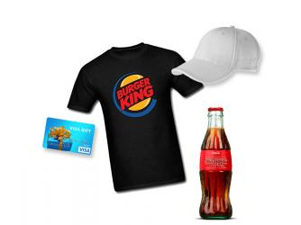 Free $10/$100 Gift Card, Netflix Credit, BK T-Shirt From Burger King And Coke!