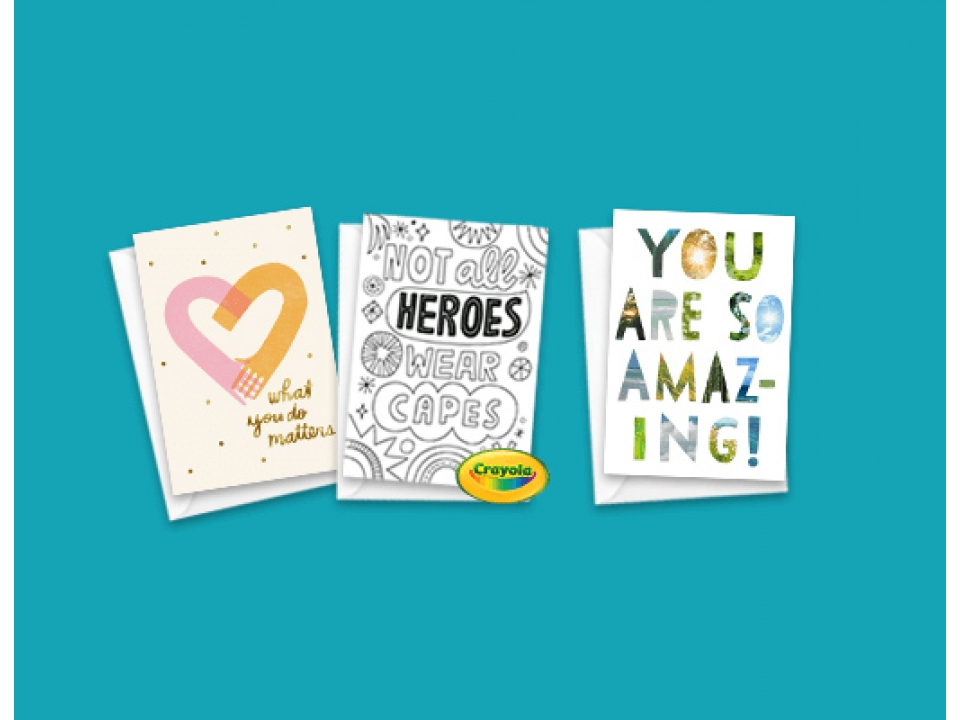 Free Greetings Card Pack From Hallmark