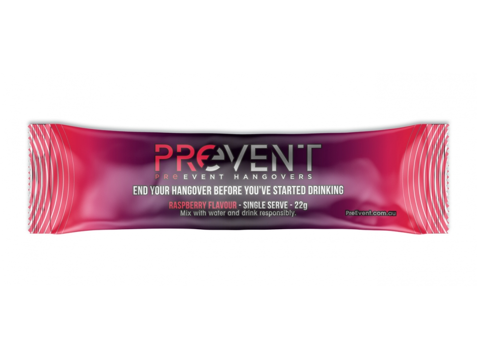 Free Hangover Formula By PreEvent