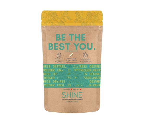Free Unstress Stress Reliever From SHINE
