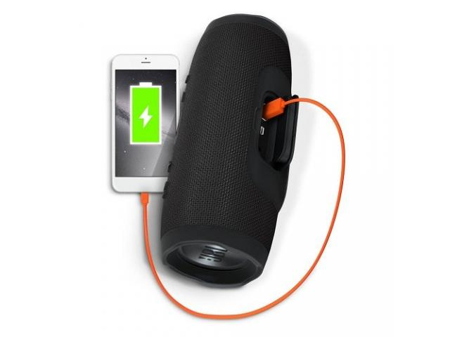 Free JBL Charge 3 Waterproof Portable Bluetooth Speaker!