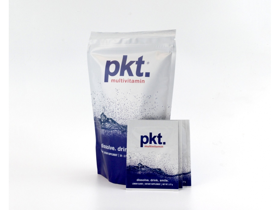 Free Vitamin Packet From PKT
