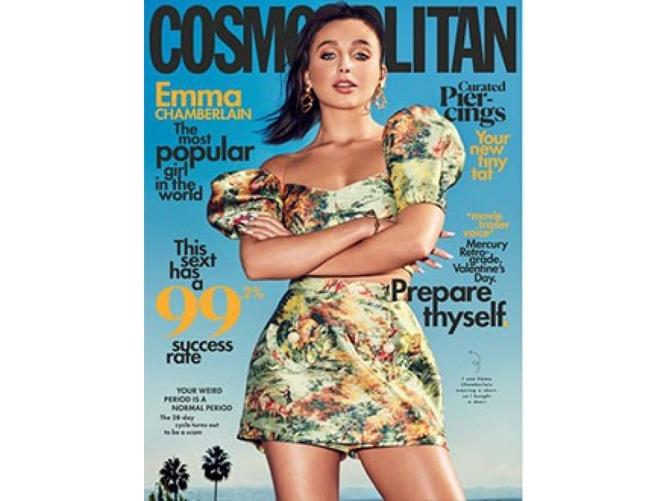 Free 2 Year Subscription By Cosmopolitan Magazine
