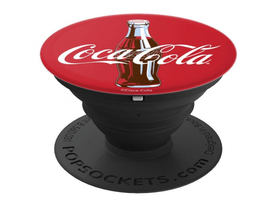 Free Phone Grip From Coca Cola