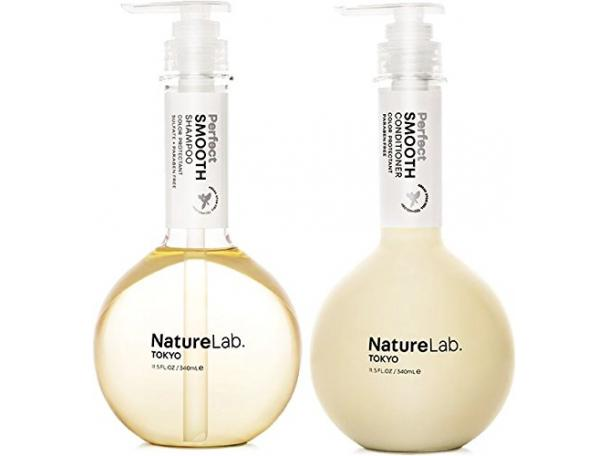 Free Smooth Shampoo+Conditioner By Nature Lab Tokyo!