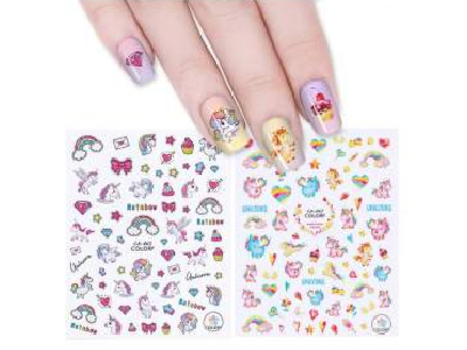 Freebie Nail Water Decals From Top Glamour