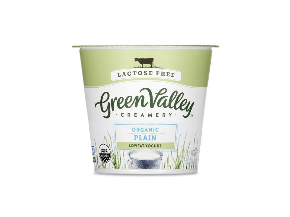 Free Lactose Free Creamery Yogurt From Green Valley