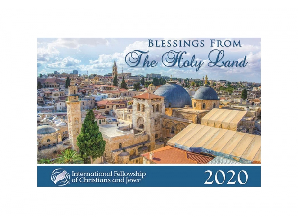 Free 2020 Calendar From Fellowship!