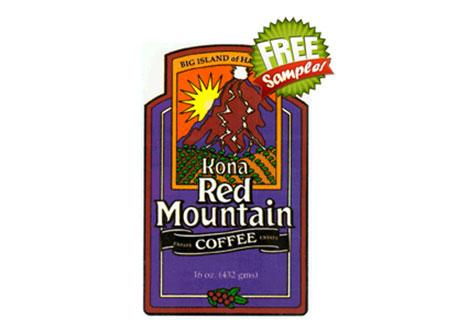 Free Kona Red Mountain Coffee